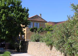 Bastide von La Dorgonne