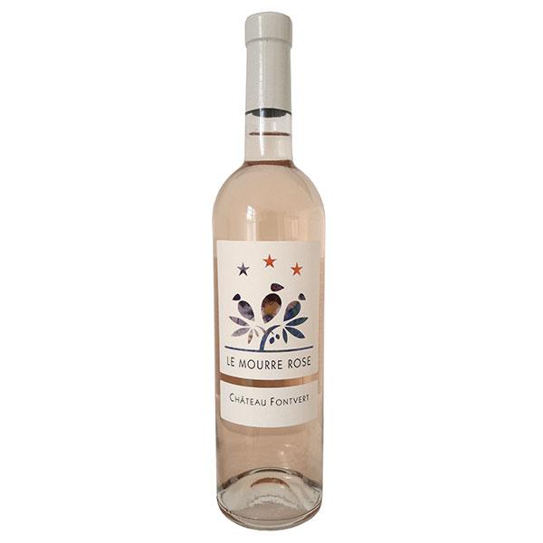 Mourre Rose Château Fontvert