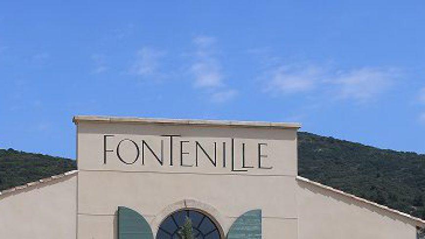 Eröffnung der Fontenille-Boutique in Lourmarin