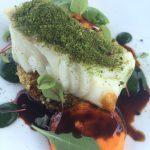 Kabeljau auf Quinoa