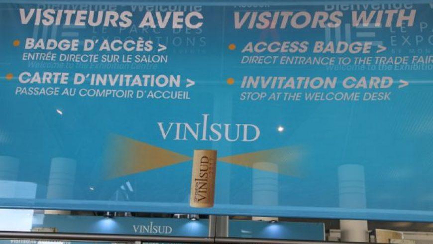 Vinisud in Montpellier & Millésime BIO in Marseille 2017