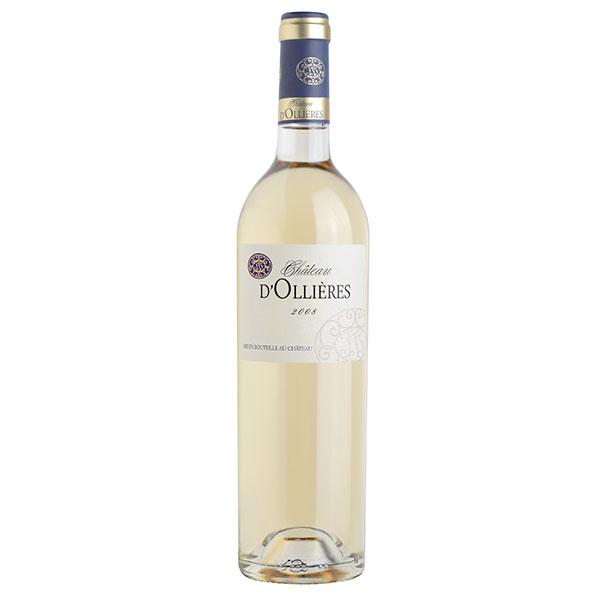 Ollières Classique Blanc 2016