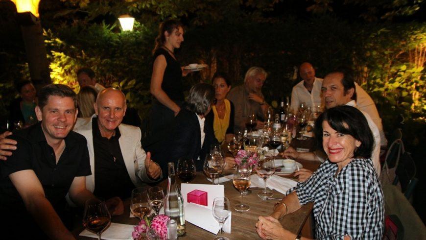 Provence Wein Sommerfest im Goldenen Adler