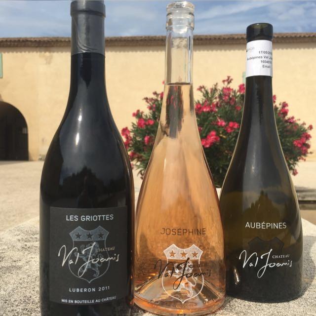 Château Val Joanis Wein & Genuss-Abend im Oktober 2017