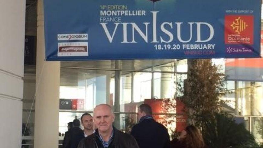Provence Wein auf der Vinisud 2018 in Montpellier