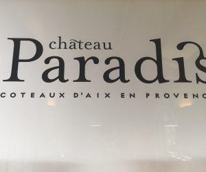 Logo Château Paradis