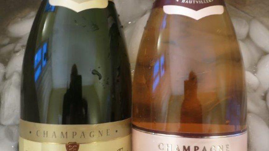 Champagner-Adventspaket