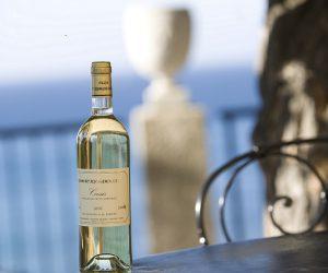 Weißwein Clos Ste Magdeleine